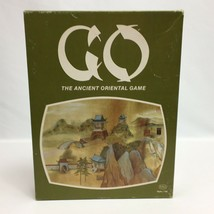 Vintage 1974 Japanese Go Game The Ancient Oriental Game Made in USA #165 - $19.99