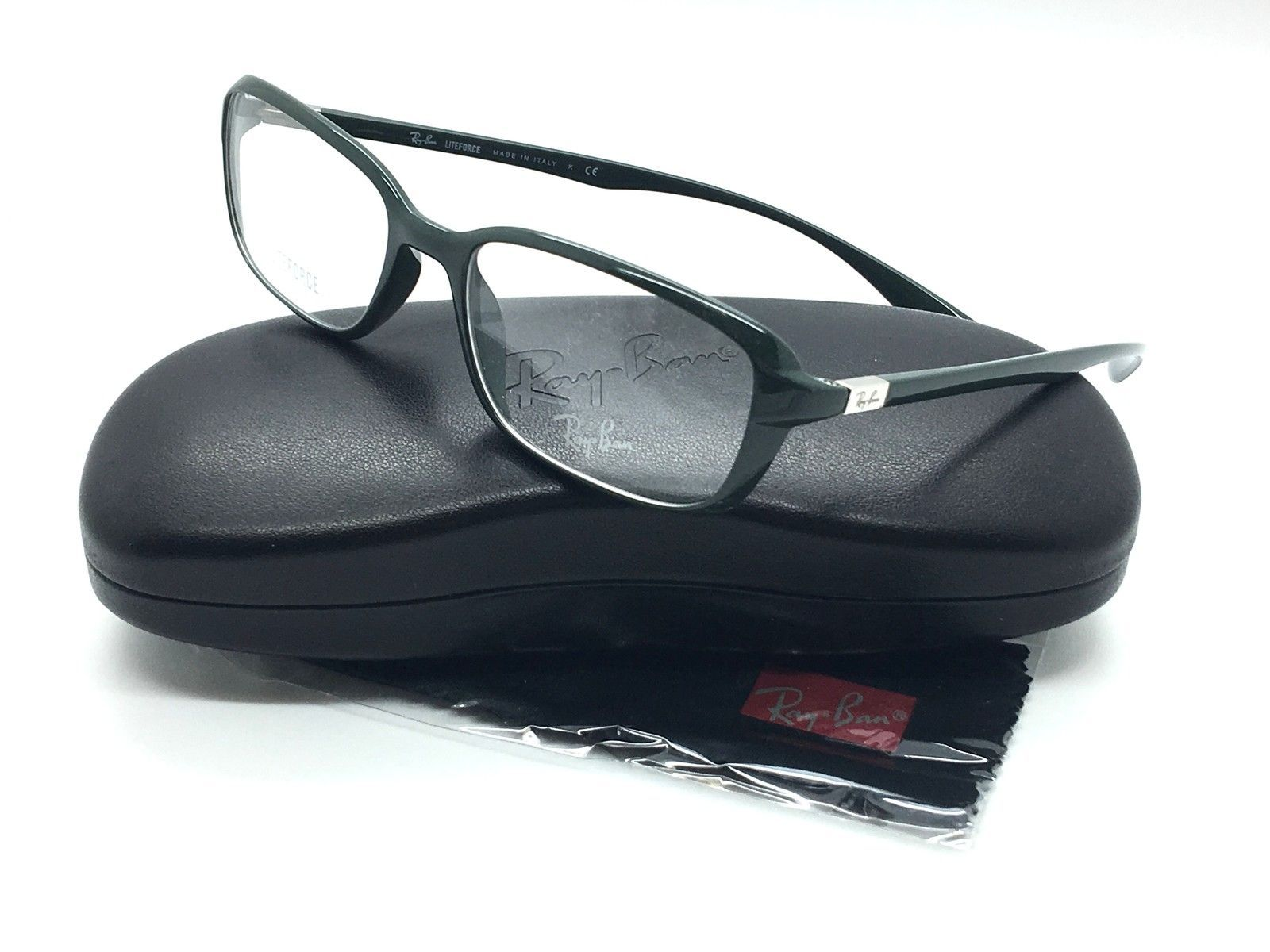 ecd8e30ac3 Ray-Ban RB 7037 5433 Dark Green LITEFORCE and 50 similar items