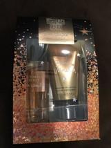 New Victoria's Secret Bare Vanilla Mini Mist & Lotion Gift Set - $14.53