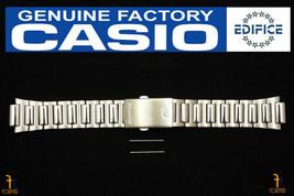 CASIO Edifice EF-500D Original Stainless Steel Watch BAND Strap w/ 2 Pins - $61.15