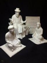 Lenox NativityThe Teacher and His Students Rabbi Bone China Bisque - $127.70