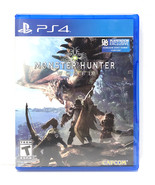 Sony Game Monster hunter world - $11.99