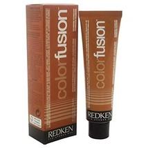 color fusion color cream natural fashion # 5bc brown/copper by redken 2.1 oz - $11.60