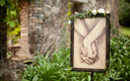 "Wedding Guest Book Alternative Wood Puzzle, ""Hand-n-Hand"" Standard 108 p... - $220.49"