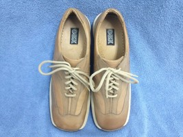GBX Two Tone Tan Leather Shoes Men's Size 14D (EXCELLENT USED CONDITION) - $28.32