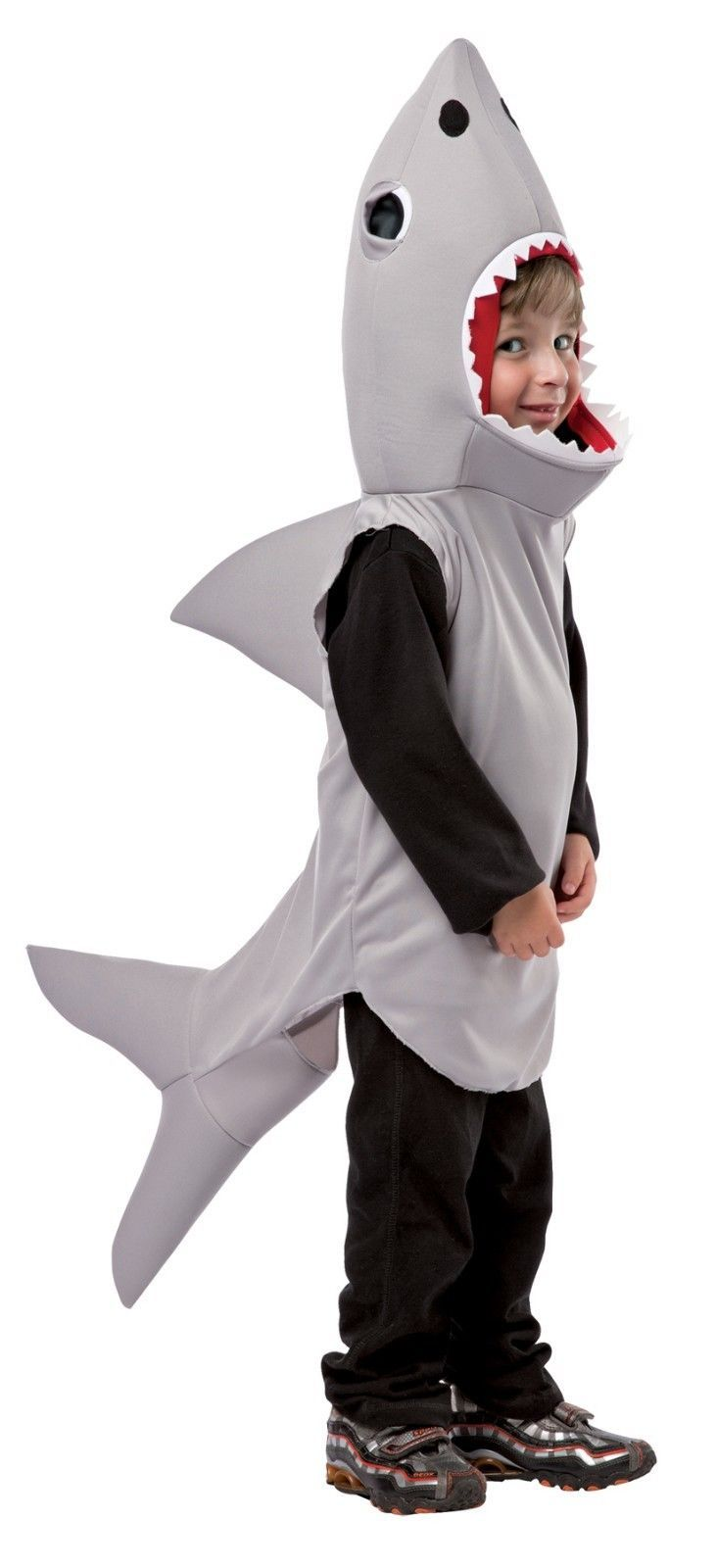 ... Shark Halloween Costume and 50 similar items. S l1600  sc 1 st  Bonanza & Toddler 3T-4T Sand Shark Halloween Costume and 50 similar items