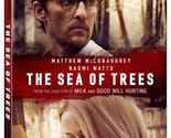 THE SEA OF TREES DVD - SINGLE DISC EDITION - NEW UNOPENED - MATTHEW MCCONAUGHEY