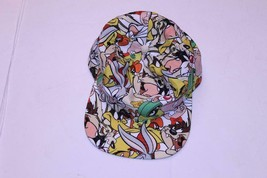 Adult Looney Tunes OSFM Vintage Adjustable Baseball Cap Hat Looney Tunes - $18.69
