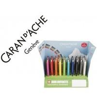 Caran D-ache 888infinite Clip-on Retractable Ballpoint Pen 30pc - $263.69