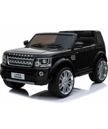 Ride On Mini Moto Land Rover Discovery 12v Parents Remote Control Kids 3... - $459.00