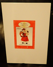 Department 56 Possible Dreams - Kit and Caboodle Clothtique #4059840 NIB - $59.39