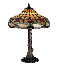 "19.5""H Colonial Tulip Table Lamp - £284.08 GBP"
