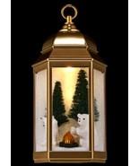 Bath & Body Works Arctic Critters Lantern Nightlight Wallflower Plug Hol... - $23.36