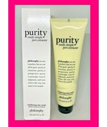 PHILOSOPHY PURITY Made Simple PORE EXTRACTOR Exfoliating Clay Mask Acne ... - $24.74