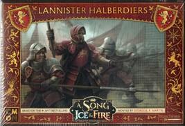 CMON Dark Sword: A Song of Ice & Fire: Lannister Halberdiers Unit Box - $21.51