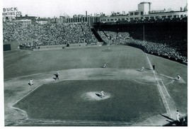 Fenway Park 1946 Boston Red Sox Vintage 18X24 BW Baseball Memorabilia Photo - $34.95