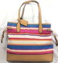 Lauren Ralph Lauren Piedmont Adalyn Multi Tote Handbag Large w small sna. 31987cac62a0b