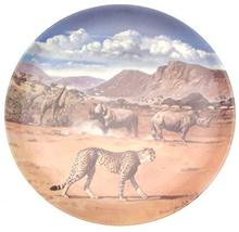 Danbury Mint Wedgwood The Wonders of Nature - On The Prowl - CP1209 - $38.22