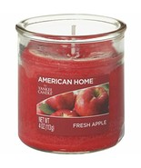 American Home by Yankee Candle Fresh Apple Candle 4oz - $11.99
