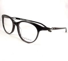 Rough Justice Eyeglasses Rebel Black Women New 50-17-140 - $89.09