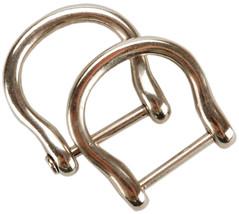 Sunbelt Purse Handle Hooks 2/Pkg-Nickel-Round - $5.55