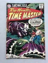 Showcase (1956-1978) #25 Rip Hunter Time Master - $59.40