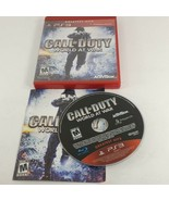 Complete Call of Duty World at War w/ case & manual PlayStation 3 PS3 vi... - $19.80