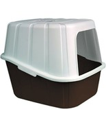 Pet Select Covered Litter Box with Filter - £21.52 GBP