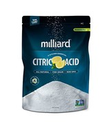 Milliard Citric Acid 10 Pound - 100% Pure Food Grade NON-GMO Project VERIFIED 10 - $33.19