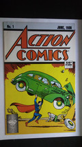 Action Comics (1938 DC) #1 Reprints #1-1988-DIRECT VF/NM  - $29.10