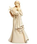 "Foundations Christening Stone Resin Figurine, 9.06"" - $46.17"