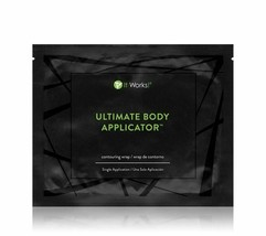 It Works Ultimate Body Applicator Wrap (4) + Free Fab Wrap NEW - FREE SH... - $53.99