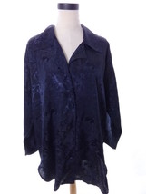 Vintage Victoria Secret Pajama Shirt Size Small Oversized P/S - $18.00