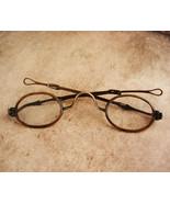 Civil War Era spectacles - Unusual retractable arms - antique Eye Glasse... - $110.00