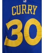 Adidas Golden State Warriors Stephen Curry Short Sleeve T-Shirt Men's Sm... - $12.86