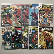 Lot of 20 Spider-Man (1990) #1-34 (1998) 1/2 - $83.16
