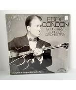 "Eddie Condon And His Jazz Concert Orchestra 12"" Vinyl  EUC VG+ - £13.97 GBP"