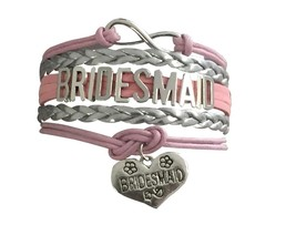Bridesmaid Gift Bracelet, Bridesmaid Jewelry, Perfect Gift For Bridesmaids - $12.50