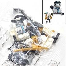 20pcs/lot 10074 Zane with Robot Ninjas Building Bricks Blocks Gifts  - $31.99