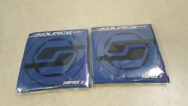 Lot of 2 - The Source Topaz 7 String Set .010 Gauge - $14.20