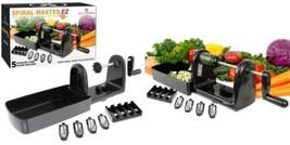 U.S. Kitchen Supply Spiral Master EZ Vegetable Cutter with 5 Versatile... - €21,14 EUR
