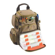 Wild River RECON Lighted Compact Tackle Backpack w/4 PT3500 Trays - $134.15