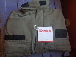 NEW Coverall XL X-large Dupont Nomex IIIA flame resistant static resist... - $64.99