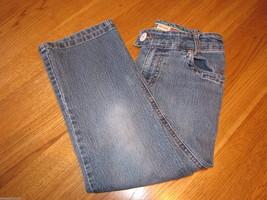 Girls Girl's Faded Glory Denim Jeans 10 EUC ^ - $3.73
