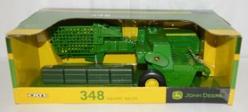 John Deere TBE45220 348 Square Baler 4 Bales Hay Rotating Pick Up Teeth