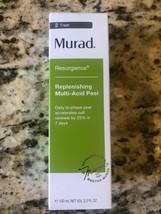 Murad Resurgence Replenishing Multi Acid Peel 3.3oz / 100ml   BOXED - $29.44