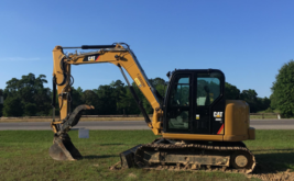 2015 CAT 308E2 CR SB For Sale in Baytown, Texas 77523 image 1