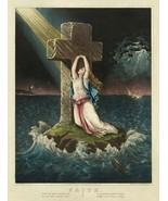 Wall Decor Poster.Room interior art design.Christian Faith.Christ bible.... - $10.89+