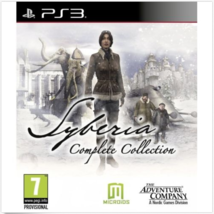 Syberia Collection (Playstation 3)  - $29.69