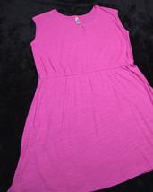 CACIQUE Womens SLEEWEAR SLEEP SHIRT Size 18/20 Pink  NEW - $44.87